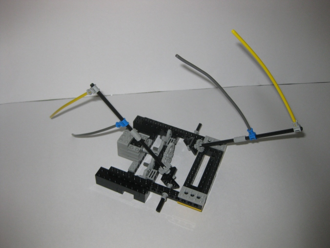 Instant Parade Lego Prototype