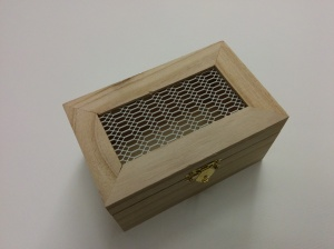 Project Box closed