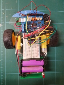 Robot Top View